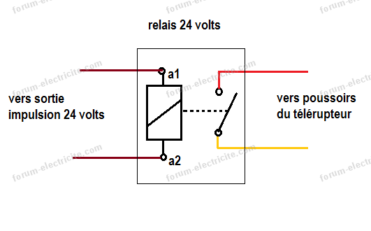branchement eclairage sur motorisation portail nice  u2013 id u00e9e