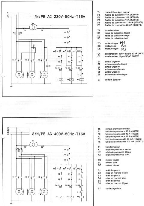 schema electrique combinee bois kity 02
