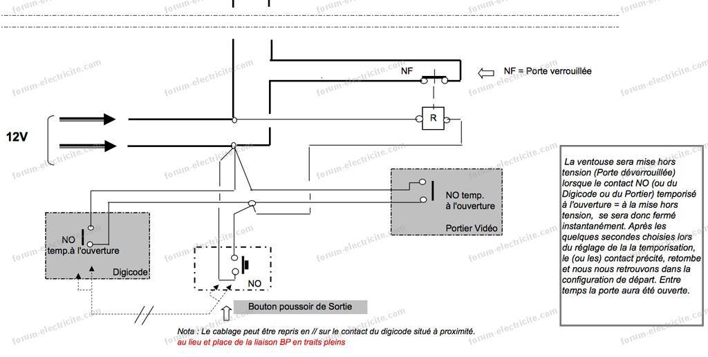 schéma  relais Finder révision 4.1