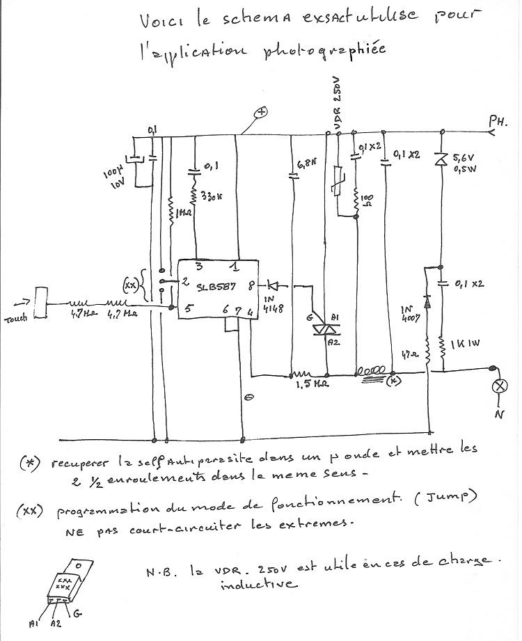 schema variateur