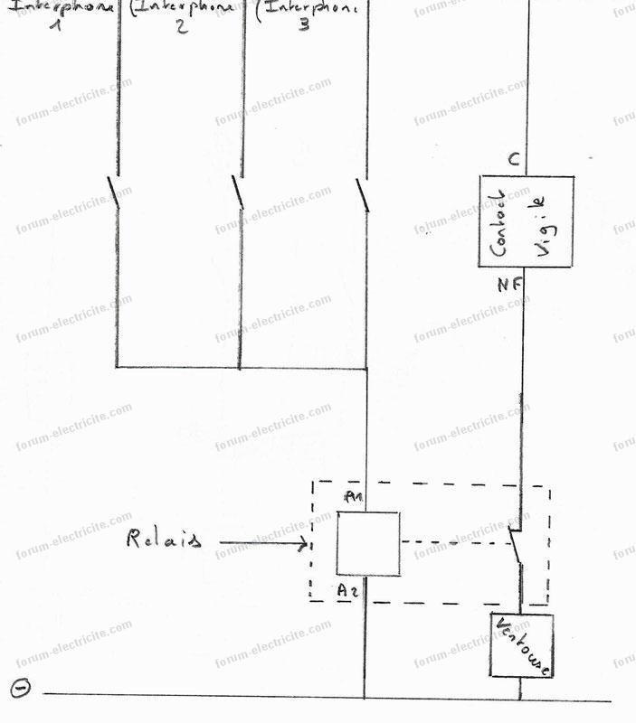 schema gache electrique schema gache electrique id es de d coration et installation g che. Black Bedroom Furniture Sets. Home Design Ideas