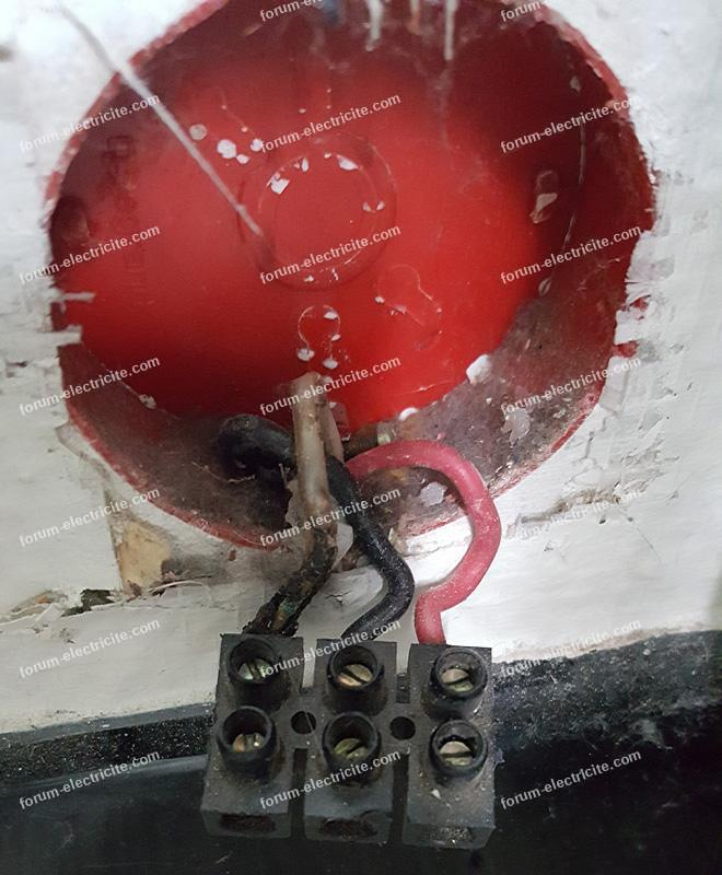 surchauffe câble machine à laver
