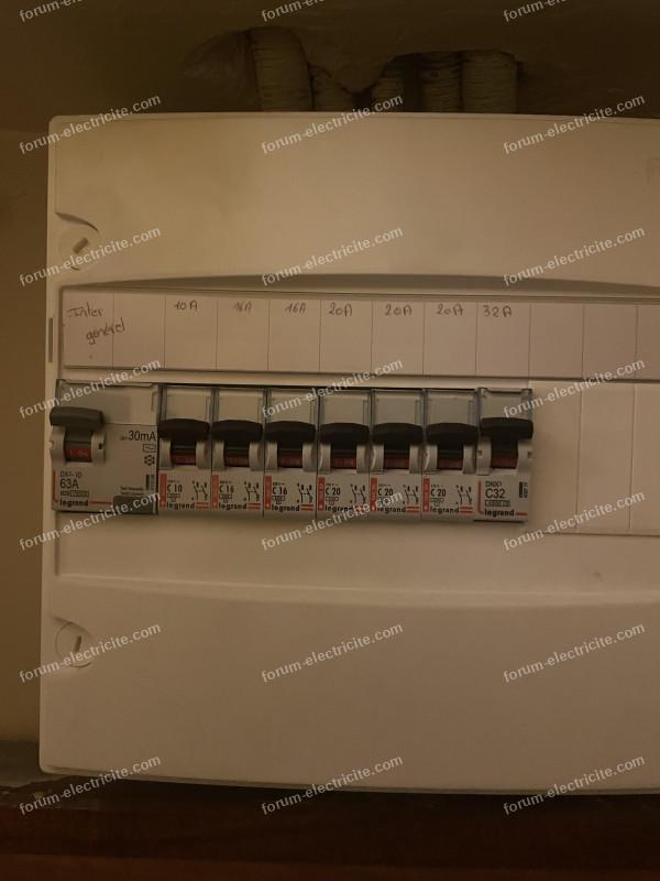 tableau électrique 1