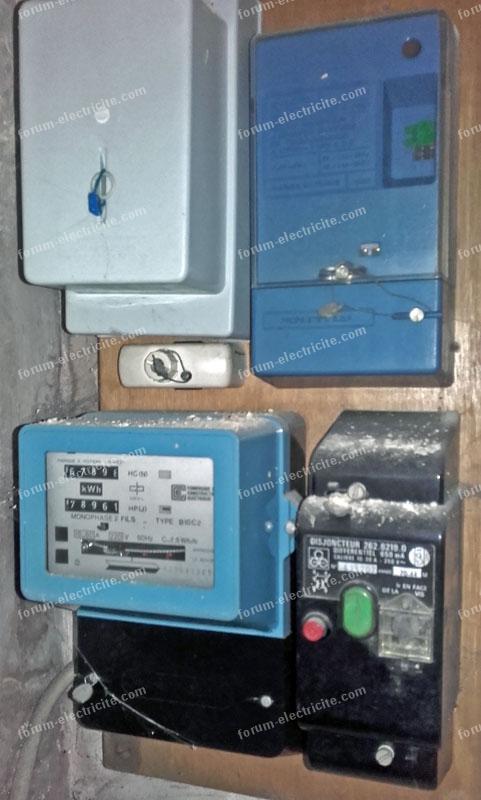 tableau électrique forum électricité