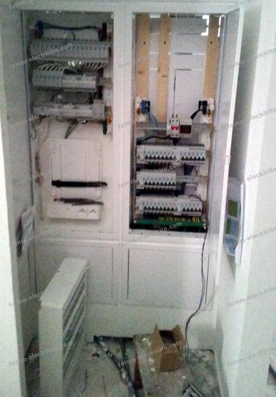 installation multimètre sur tableau électrique