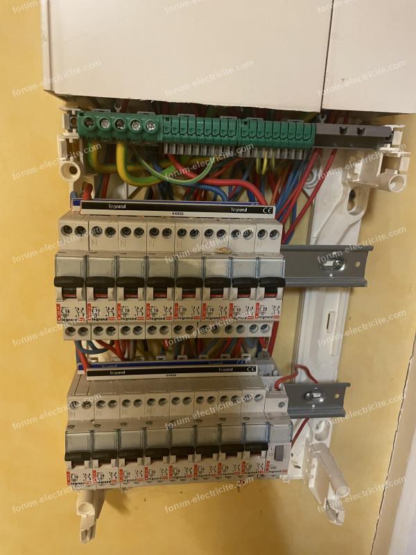 tableau électrique ouvert 2