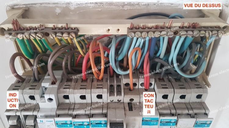 tableau électrique rôle des différents appareillages