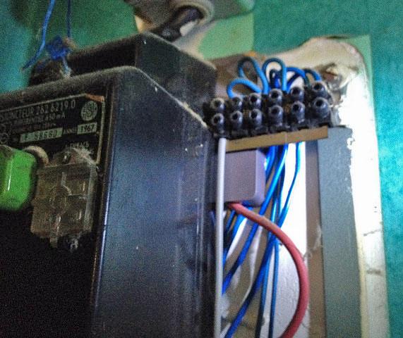 Questions r ponses lectricit info sur fil brun sur une installation lect - Changer le compteur edf ...