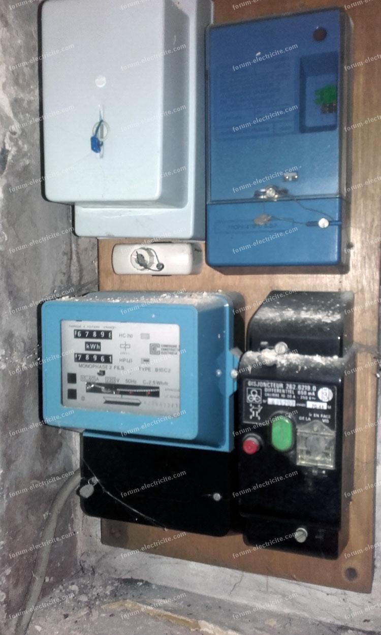 rénovation tableau électrique principal