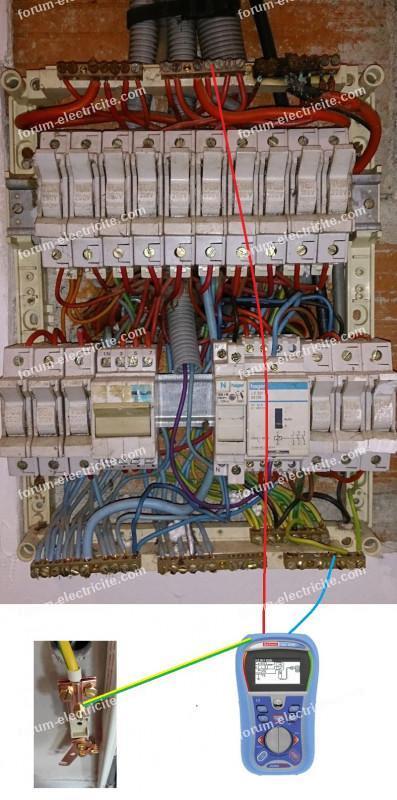 Avis test électricité installation triphasée