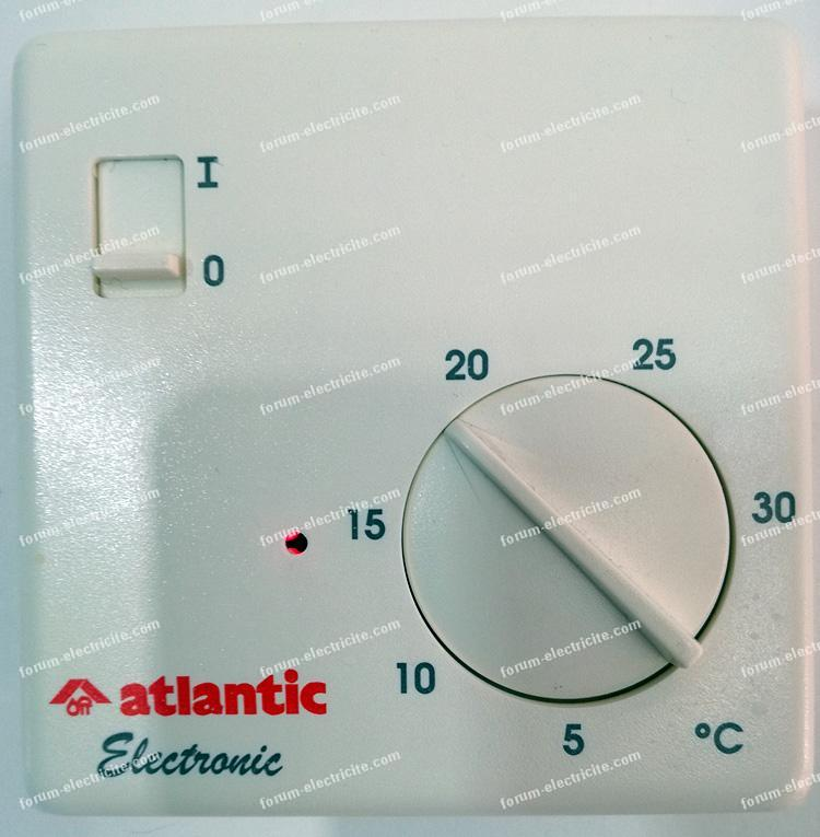 thermostat Atlantic