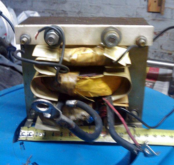 Transfo 24 volts