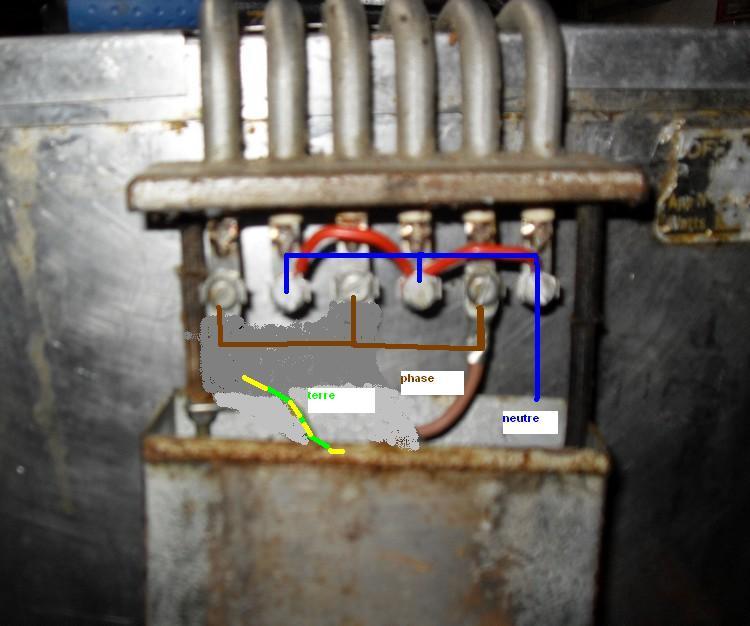 Comment brancher les fils sortant moteur 220 v mono - Comment degraisser une friteuse ...