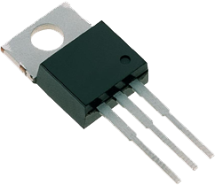 TRIAC BT136-600D