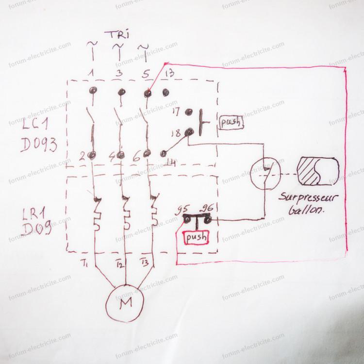 v2 Schéma contacteur Télémécanique